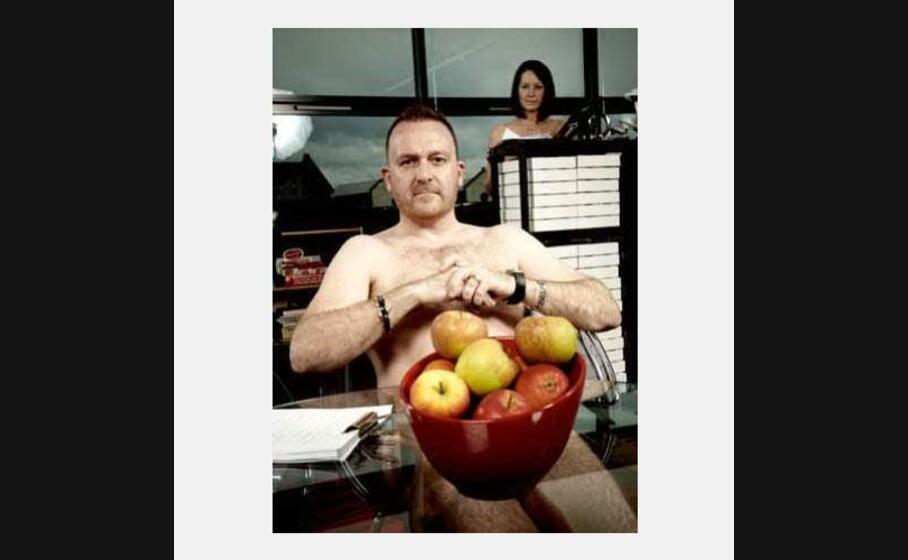 Newcastle, nudi in ufficio per un giorno - L'Unione Sarda.it