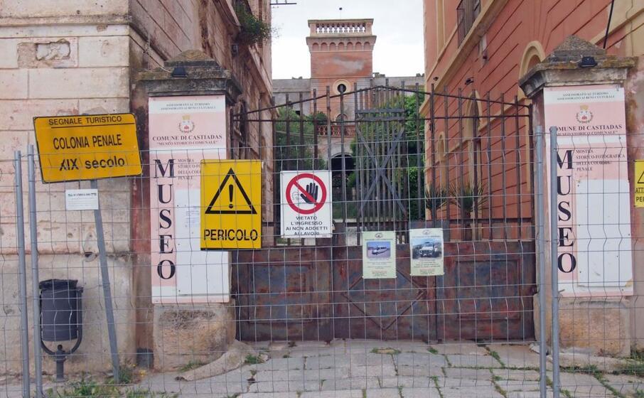 l ex carcere castiadas