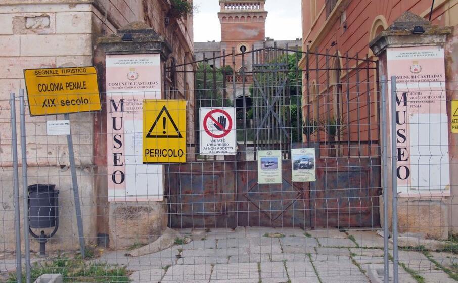 l ex carcere di castiadas