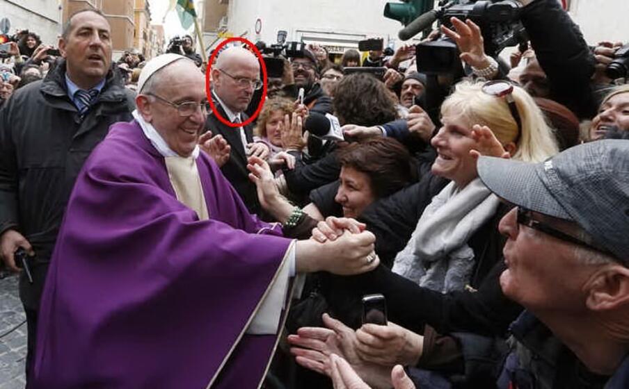 Papa a Cagliari, la visita si avvicina Sopralluogo della ...