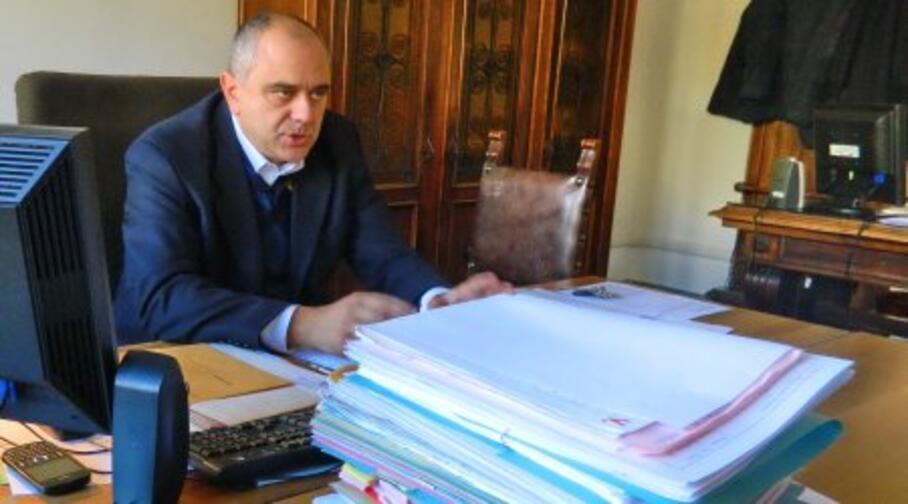 il procuratore domenico fiordalisi