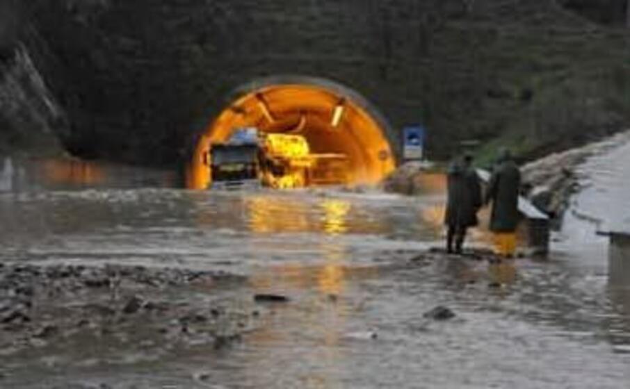 un immagine simbolo dell alluvione