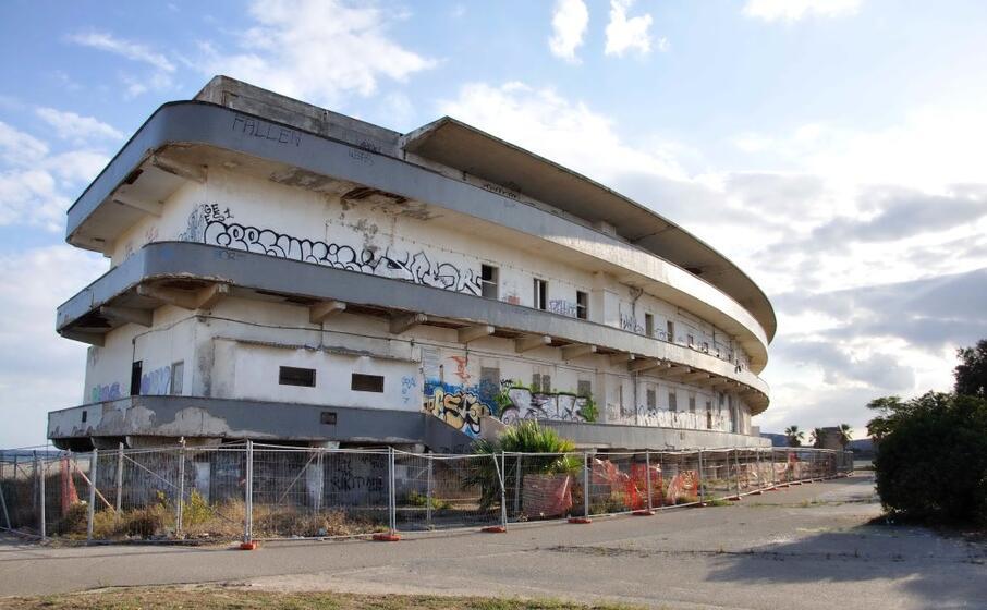 il vecchio ospedale marino