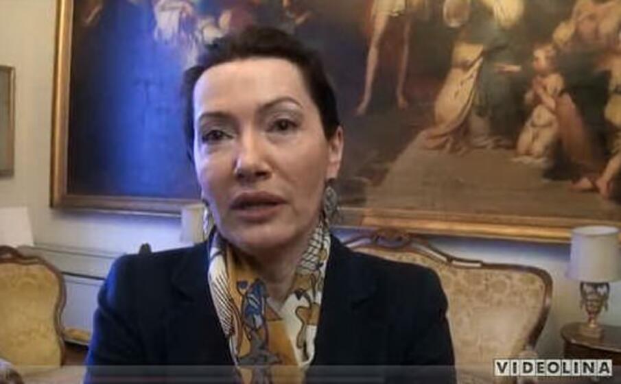l ambasciatrice romena in italia