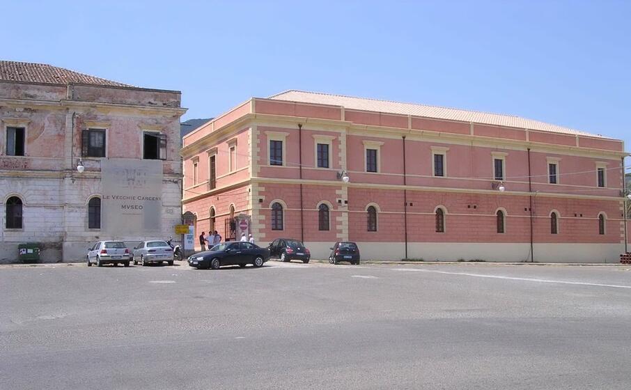 il carcere di castiadas