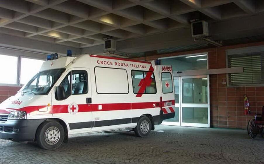 pronto soccorso di un ospedale