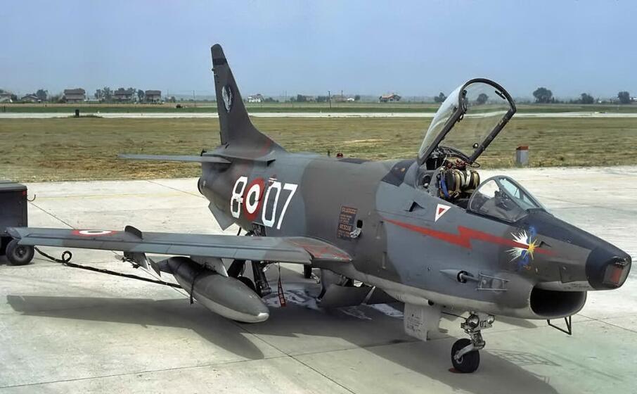 un jet dell aeronautica militare