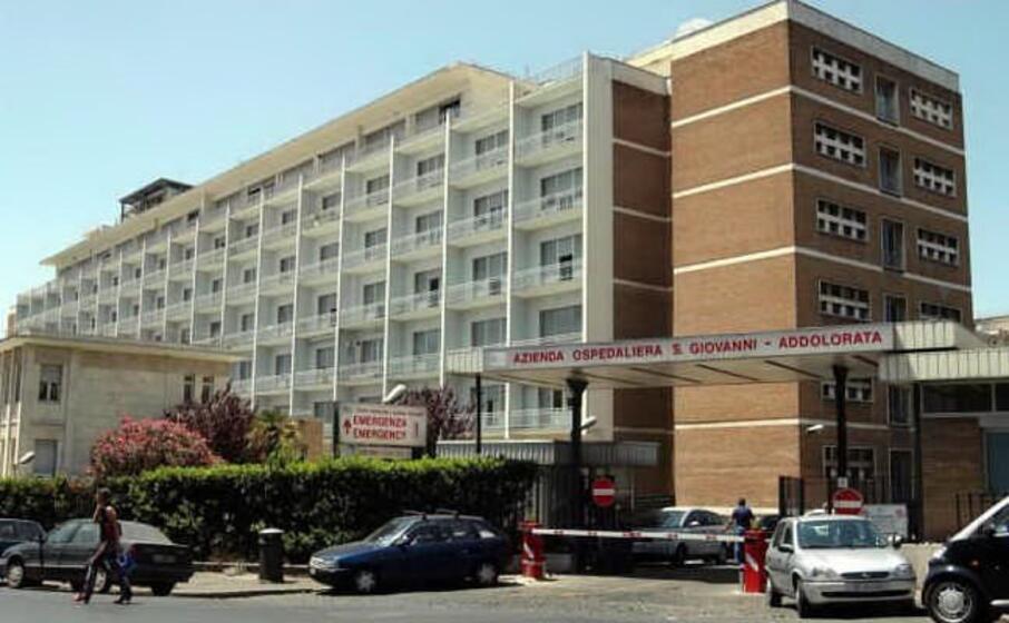 l ospedale san giovanni di roma