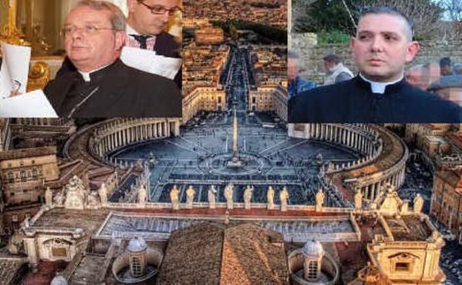 monsignor miglio parl del caso di son pascal al vaticano