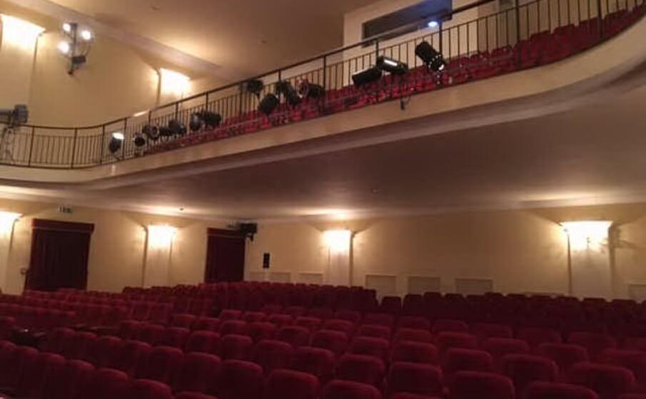 il teatro grazia deledda