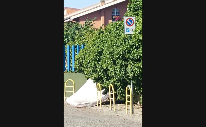 enrico deiana cagliari parcheggio riservato (13 06 2017)