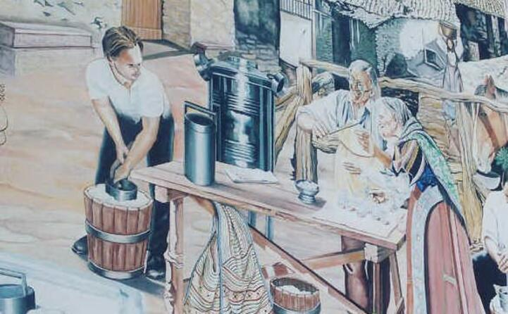 murales lo scatto di sisteros