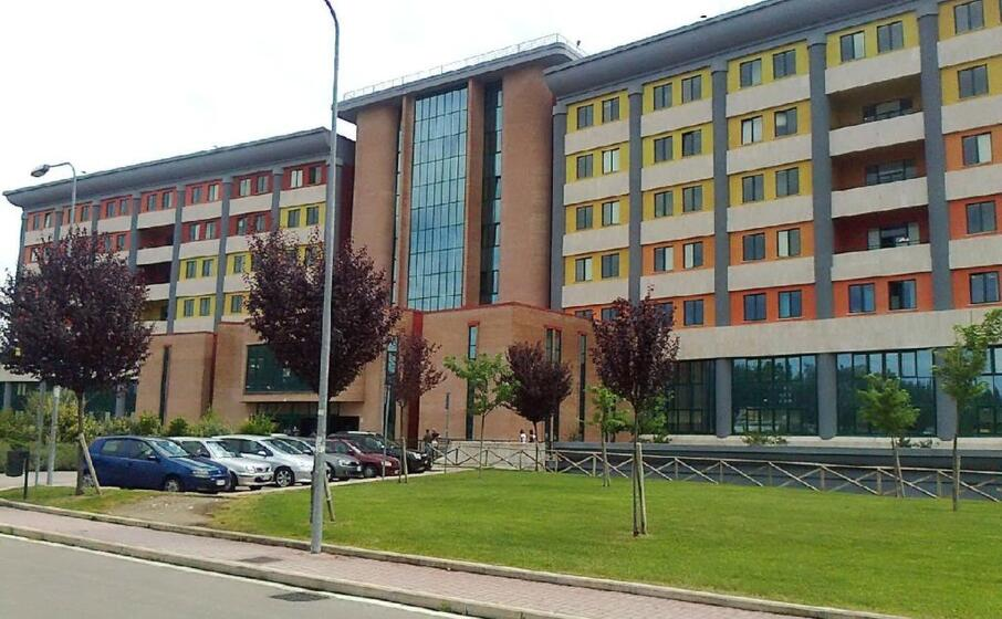 l ospedale spaziani di frosinone