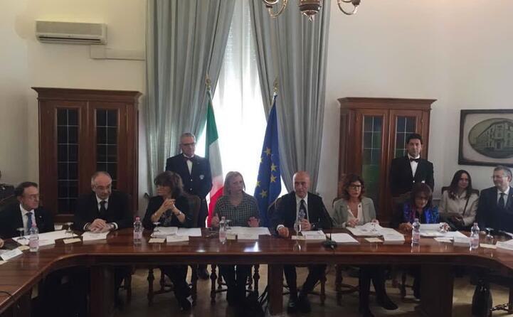 il ministro al tavolo regionale di coordinamento sui flussi migratori non programmati