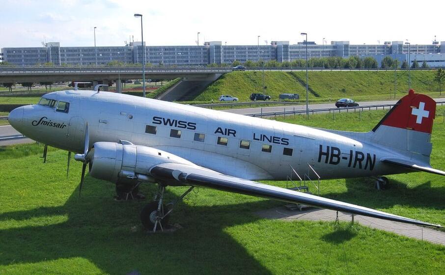 un aereo simile a quello coinvolto nell incidente