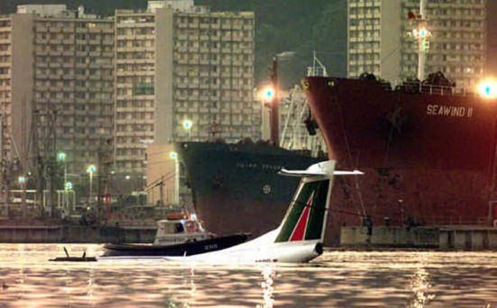 accaddeoggi 25 febbraio 1999 aereo decollato da cagliari precipita in mare