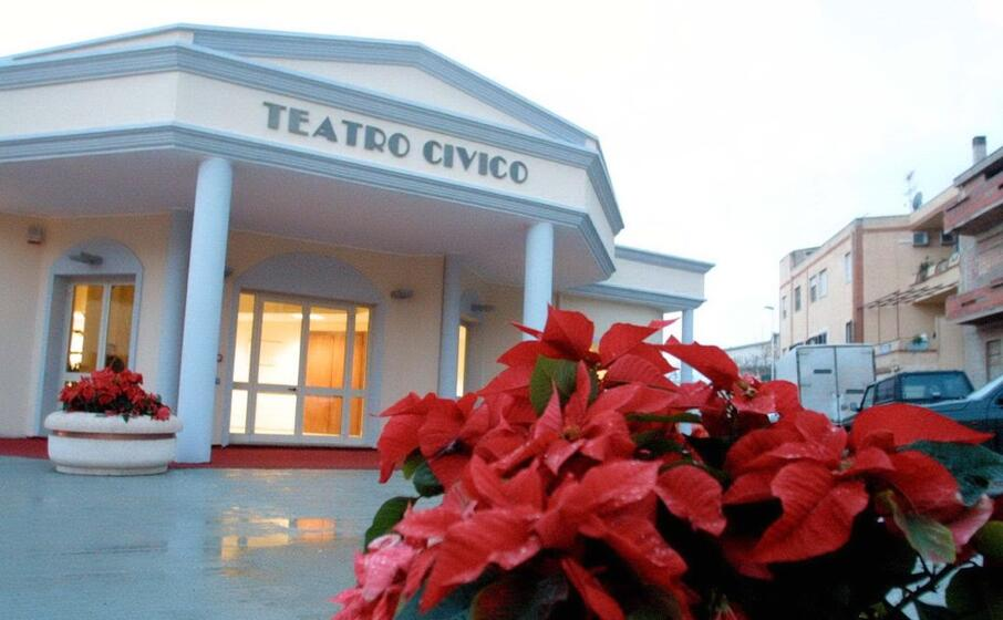 il teatro di sinnai