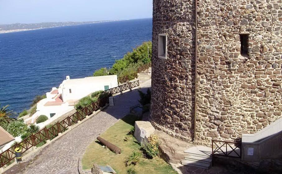 la torre sabauda di calasetta foto fondazione macc