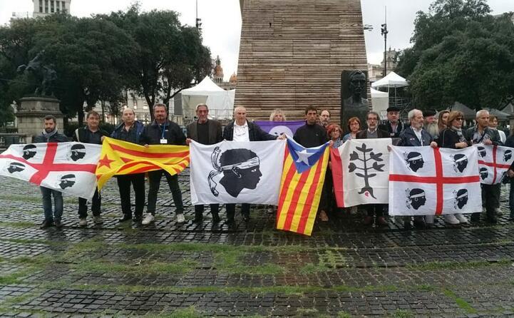 la solidariet dei rappresentanti di indipendentzia repubrica de sardigna