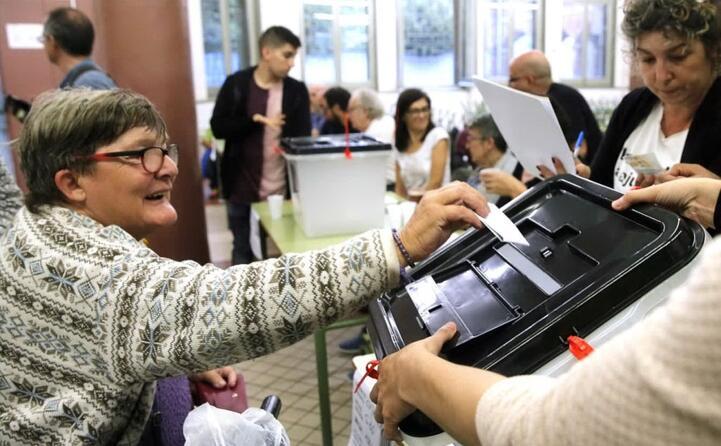 le operazioni di voto