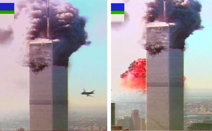 l invasione una risposta all attacco terroristico alle torri gemelle dell 11 settembre (ansa)