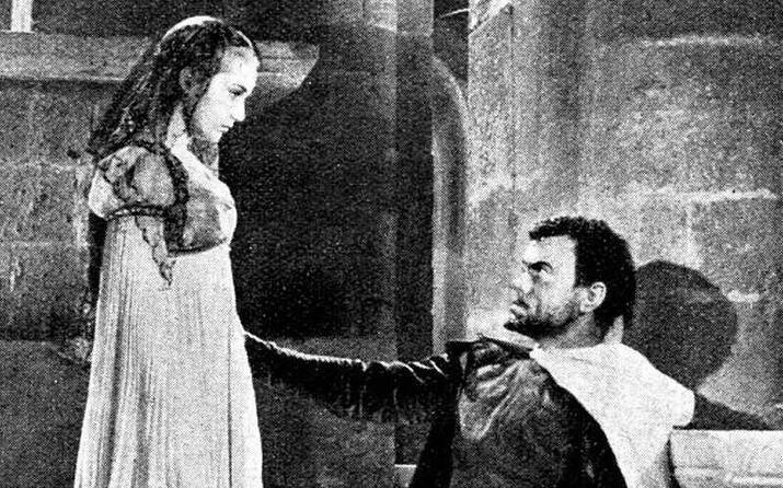 celebri anche le trasposizioni cinematografiche di shakespeare come l otello (wikimedia commons)