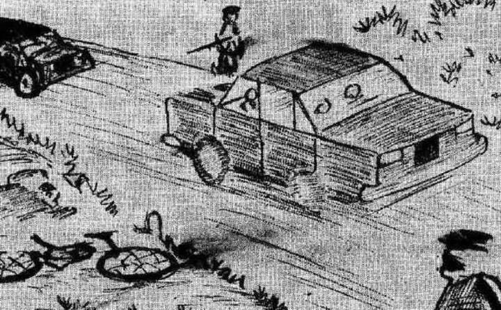 rapiti anche e poi rilasciati dopo due giorni il suo amministratore e due giovani (archivio l unione sarda)