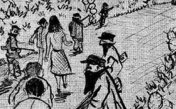 ticca viene sequestrato alle 15 30 nella zona di su cologone (archivio l unione sarda)