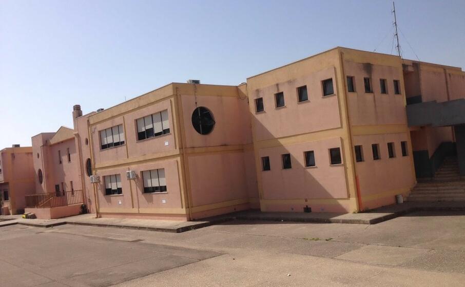 l istituto einaudi a senorb (archivio l unione sarda)
