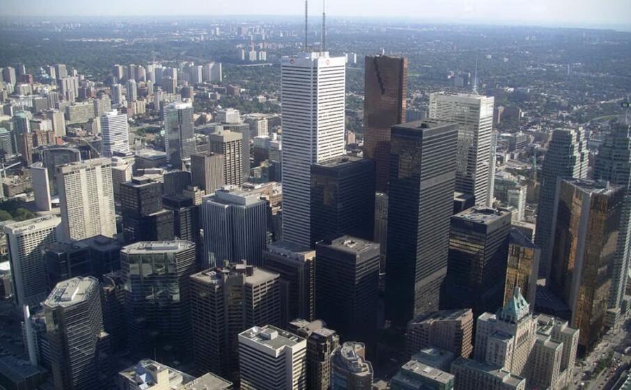 i grattacieli di toronto (fonte wikipedia)