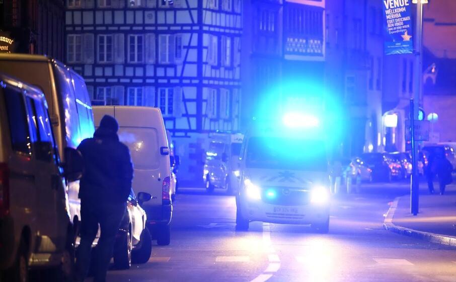 l emergenza a strasburgo