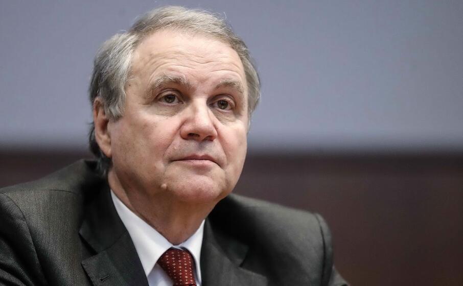 ignazio visco governatore di banca d italia (ansa)