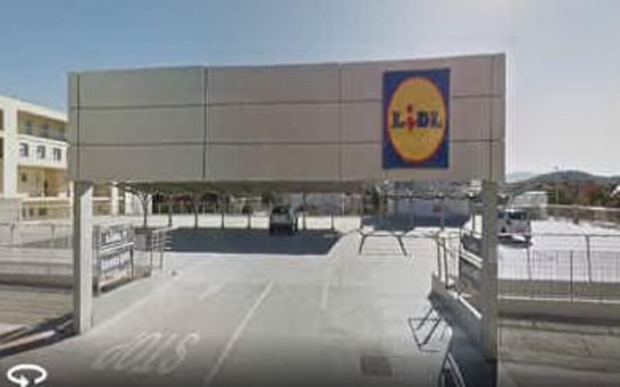 il luogo della presunta aggressione (foto google maps)