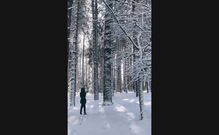 quattro passi nel bianco del monte limbara danielapisciottu ci porta con lei in questa magica gita sulla neve