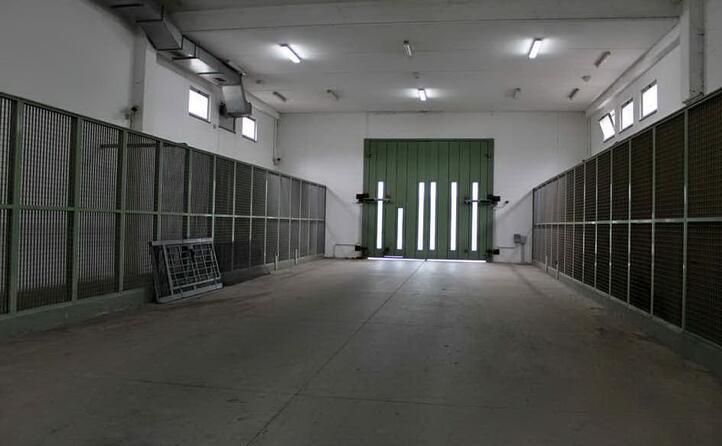 il carcere di massama