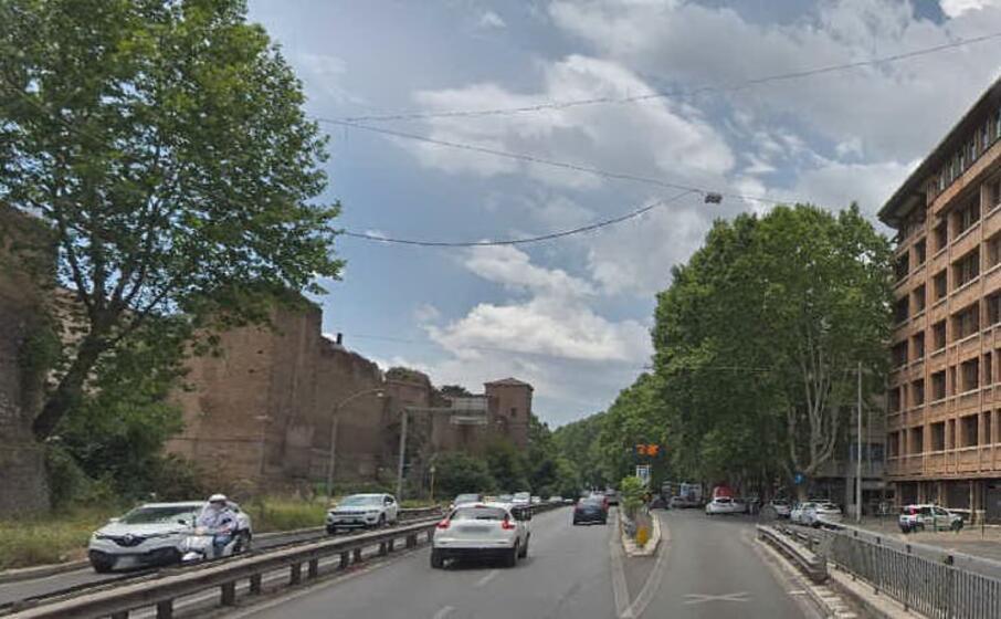 corso d italia roma (foto da google maps)