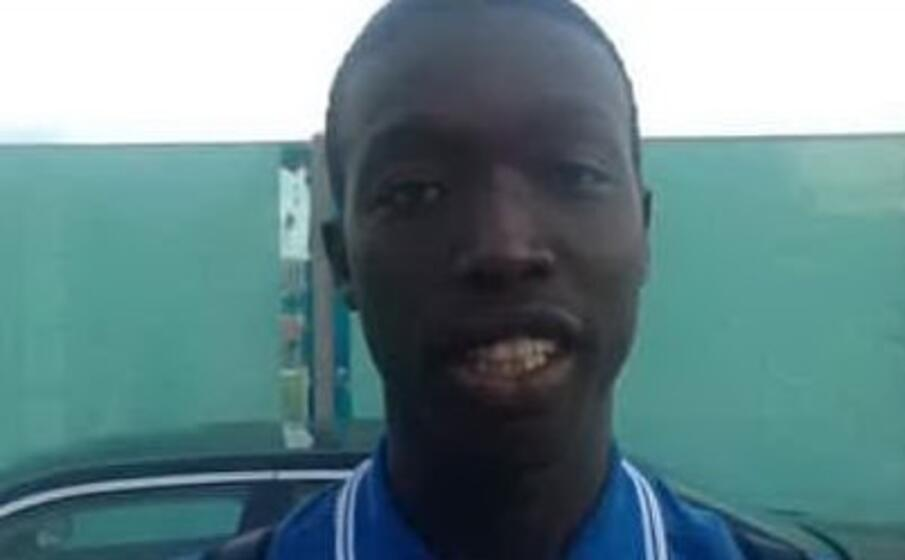 modou diop (foto da frame video)