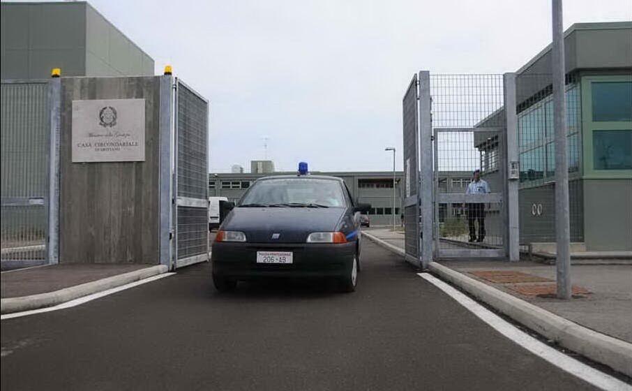 il carcere di massama (archivio l unione sarda)