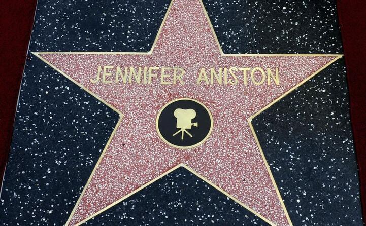 nel 2012 la sua stella apparsa sulla walk of fame