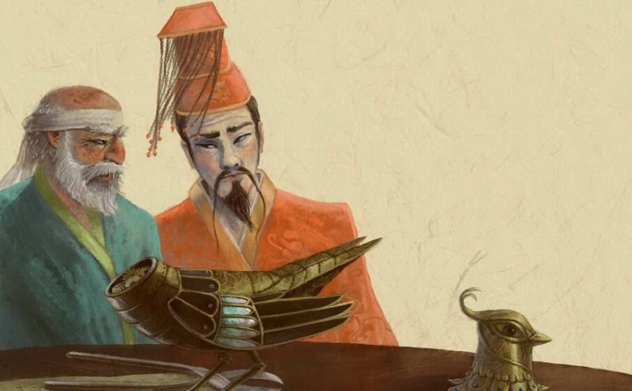 un illustrazione di federico buratti (foto iello )