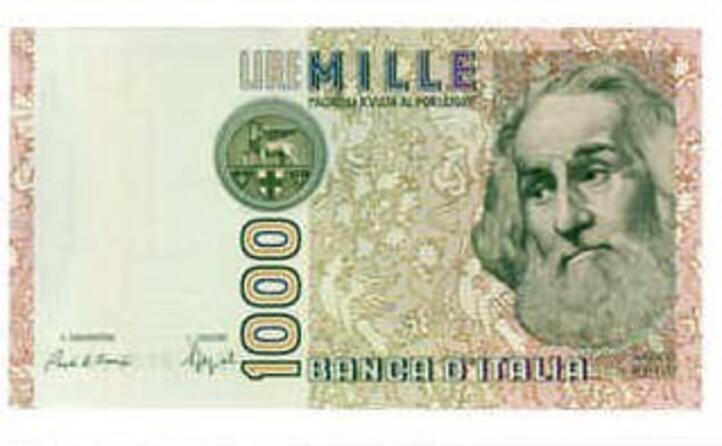 la lira italiana viene introdotta nel periodo napoleonico
