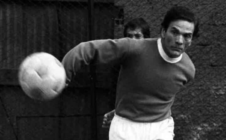 il calcio era una delle sue grandi passioni