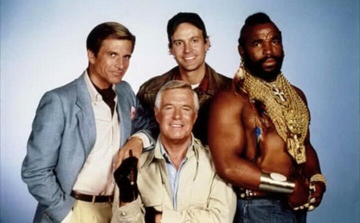accaddeoggi 8 marzo 1987 registrato l ultimo appuntamento della fortunata serie tv a team