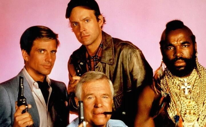 la serie andata in onda negli usa dal 1983 al 1987