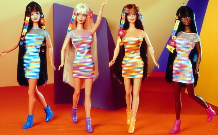 accaddeoggi 9 marzo 1959 tanti auguri barbie