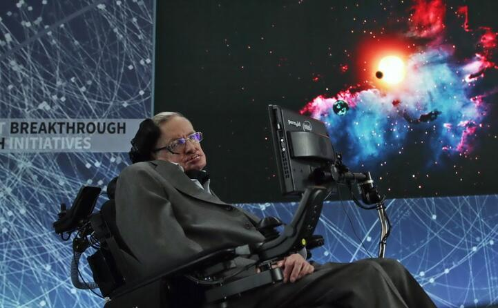 noto soprattutto per le sue teorie sui bichi neri e la cosmologia quantistica