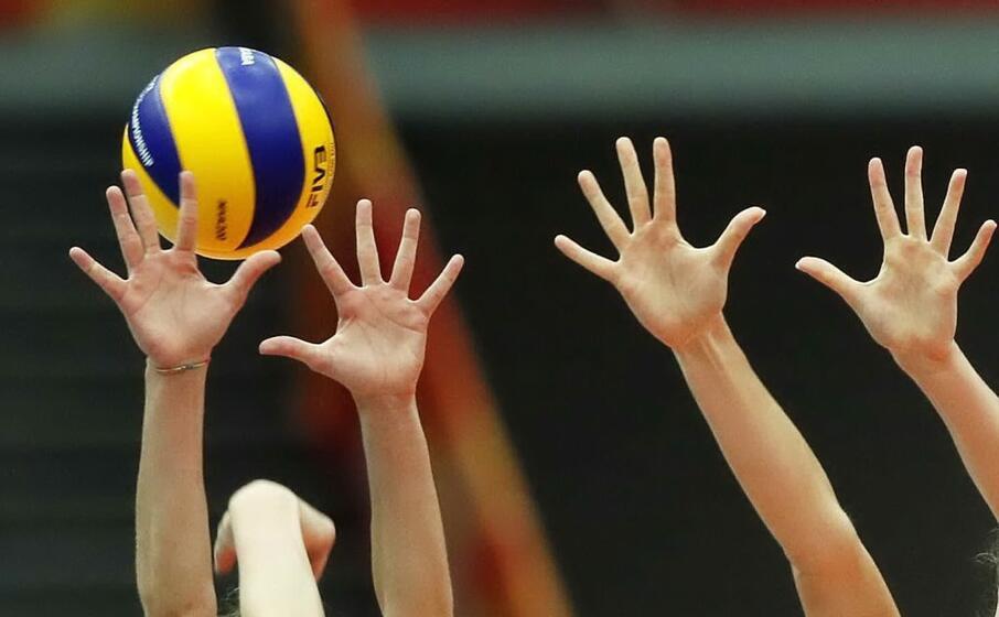 volley femminile (ansa)