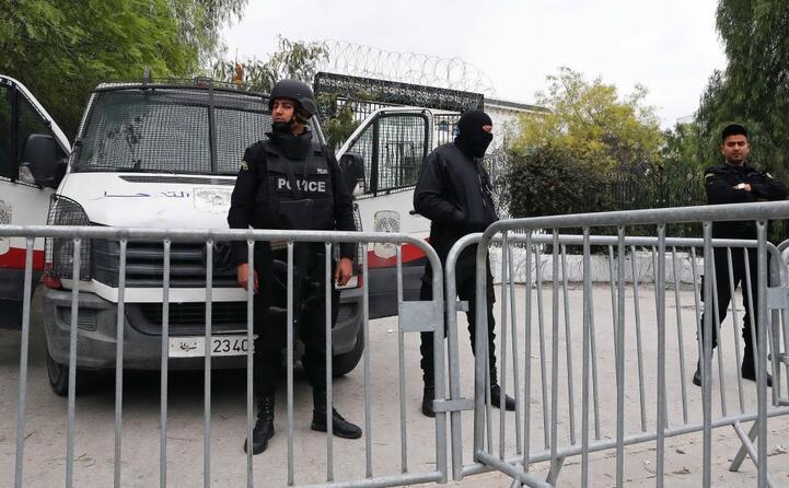 il rafforzamento delle misure di sicurezza dopo l attacco