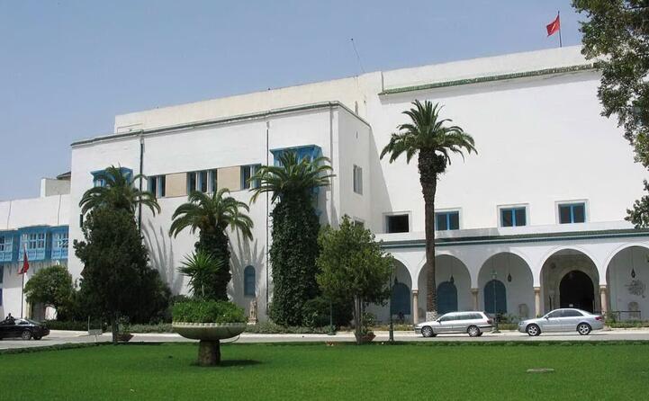 la facciata del museo (foto ansa wikipedia)