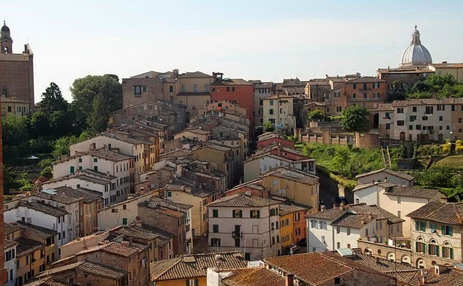 panoramica di siena (foto pixabay)